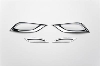 Putco - Hyundai Sonata Putco Foglight Cover - 401754