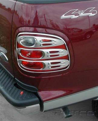 Putco - Ford F150 Putco Taillight Covers - 401806