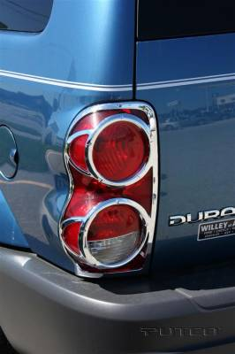 Putco - Dodge Durango Putco Taillight Covers - 402807