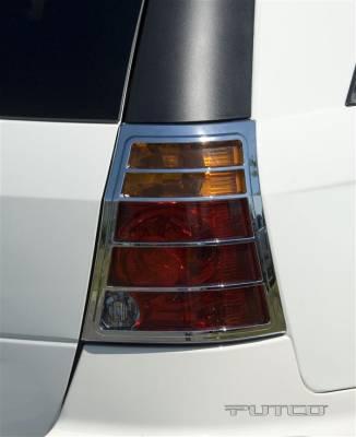 Putco - Chrysler Pacifica Putco Taillight Covers - 402810