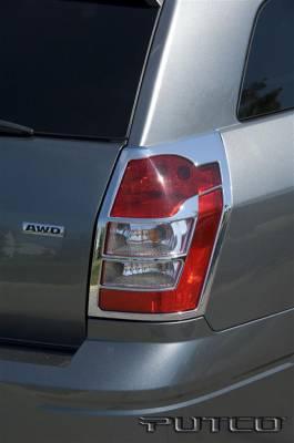 Putco - Dodge Magnum Putco Taillight Covers - 402811