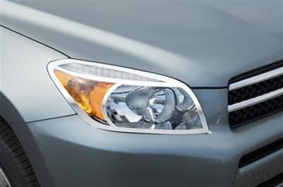 Putco - Toyota Rav 4 Putco Headlight Covers - 403214