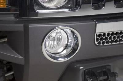 Putco - BMW X5 Putco Foglight Cover - 403302