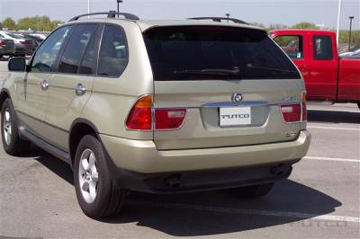 Putco - BMW X5 Putco Taillight Covers - 403804