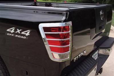 Putco - Nissan Titan Putco Taillight Covers - 403809