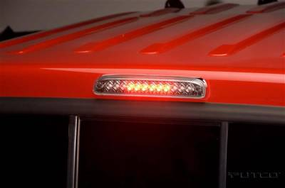 Putco - Ford F250 Superduty Putco LED Third Brake Lights - Clear - 900206