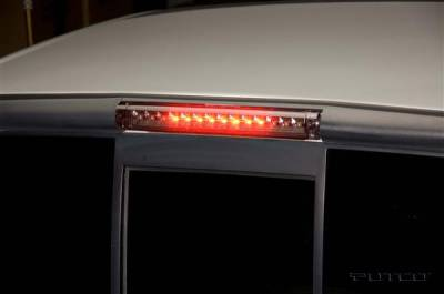 Putco - Ford F150 Putco LED Third Brake Lights - Smoke - 920204