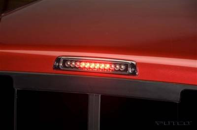 Putco - Dodge Ram Putco LED Third Brake Lights - Smoke - 920232
