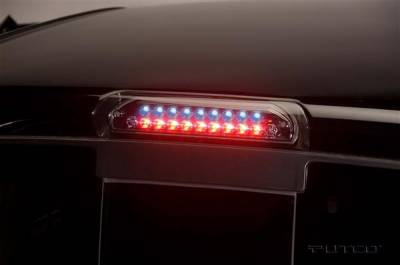 Putco - Dodge Ram Putco LED Third Brake Lights - Smoke - 920256