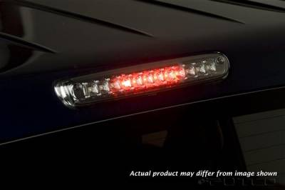 Putco - GMC Sierra Putco LED Third Brake Lights - Smoke - 920289