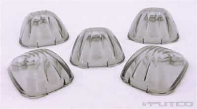 Putco - Ford F150 Putco LED Roof Lamp Replacements - Smoke - 920504