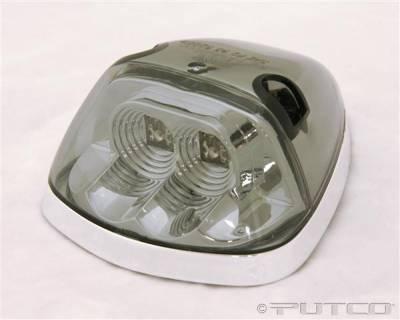 Putco - Dodge Ram Putco LED Roof Lamp Replacements - Smoke - 920532