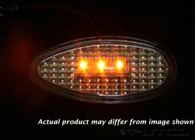 Putco - GMC Sierra Putco Fender Marker Lights - 930001