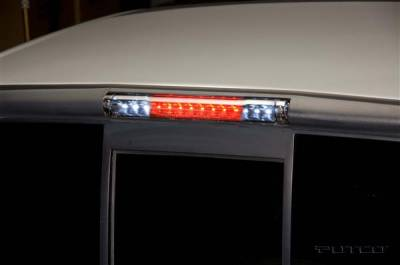 Putco - Ford F150 Putco LED Third Brake Lights - Ion Chrome - 930204