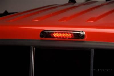 Putco - Ford F250 Superduty Putco LED Third Brake Lights - Ion Chrome - 930206