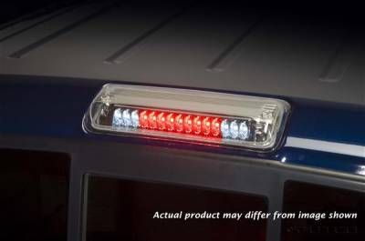 Putco - Ford F150 Putco LED Third Brake Lights - Ion Chrome - 930247