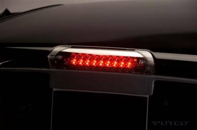 Putco - Dodge Ram Putco LED Third Brake Lights - Ion Chrome - 930256