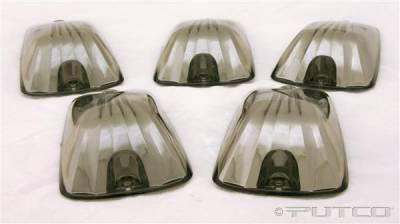 Putco - GMC Sierra Putco LED Roof Lamp Replacements - Ion Chrome - 930502