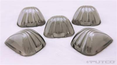 Putco - Ford F350 Superduty Putco LED Roof Lamp Replacements - Ion Chrome - 930504