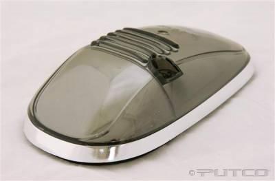 Putco - Dodge Ram Putco LED Roof Lamp Replacements - Ion Chrome - 930534