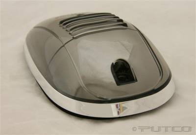 Putco - Dodge Ram Putco LED Roof Lamp Replacements - Ion Chrome - 930556