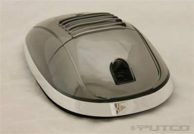 Putco - Dodge Ram Putco LED Roof Lamp Replacements - Ion Chrome - 930556