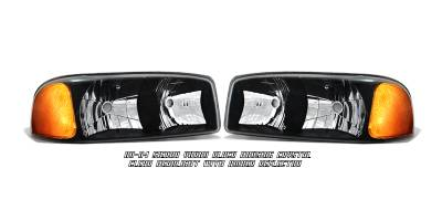 OptionRacing - GMC Yukon Option Racing Headlight - 10-19188