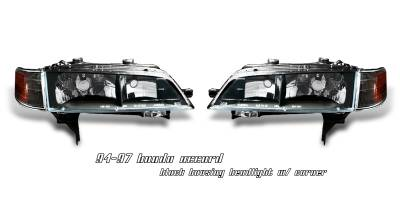 OptionRacing - Honda Accord Option Racing Headlight - 10-20192
