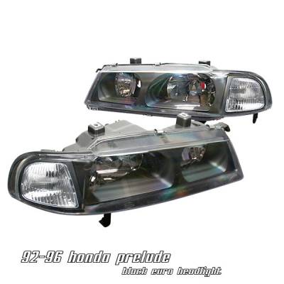 OptionRacing - Honda Prelude Option Racing Headlight - 10-20212