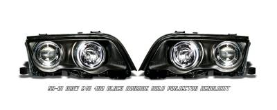 OptionRacing - BMW 3 Series Option Racing Projector Headlight - 11-12124