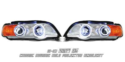 OptionRacing - BMW X5 Option Racing Projector Headlight - 11-12130