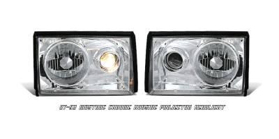 OptionRacing - Ford Mustang Option Racing Projector Headlight - 11-18163