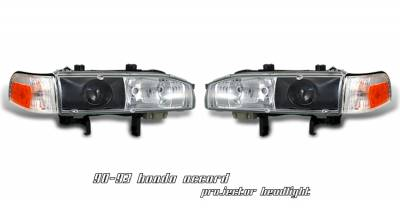OptionRacing - Honda Accord Option Racing Projector Headlight - 11-20179