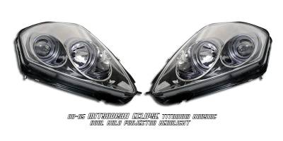 OptionRacing - Mitsubishi Eclipse Option Racing Projector Headlight - 11-35239