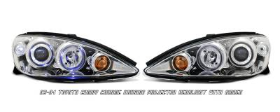 OptionRacing - Toyota Camry Option Racing Projector Headlight - 11-44257