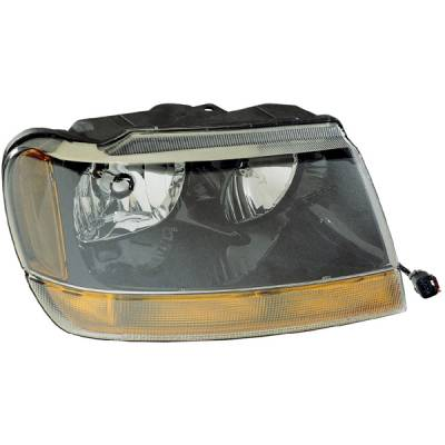 Omix - Omix Headlight Assembly - Right - 12402-08