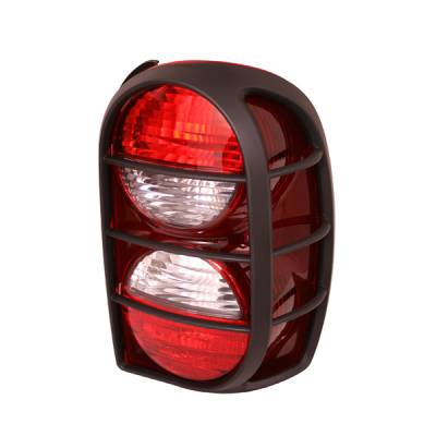 Omix - Omix Tail Light - Right with Air Dam - 12403-3
