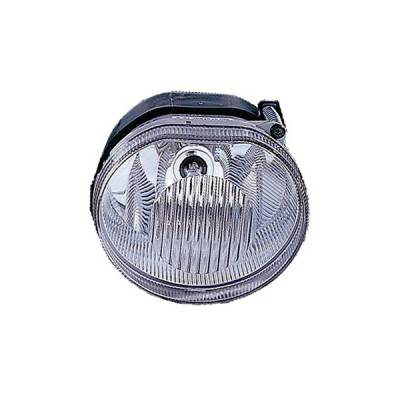 Omix - Omix Fog Light - 12407-07