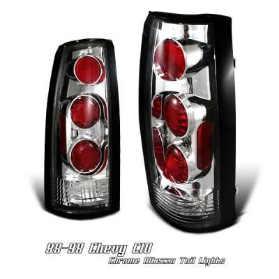 OptionRacing - Chevrolet Blazer Option Racing Altezza Taillight - 17-15122
