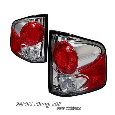 OptionRacing - Chevrolet S10 Option Racing Altezza Taillight - 17-15134