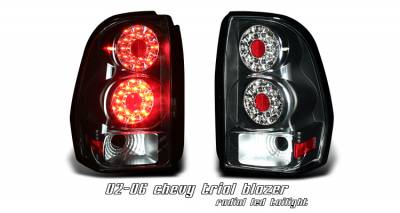 OptionRacing - Chevrolet Trail Blazer Option Racing Altezza Taillight - 17-15146
