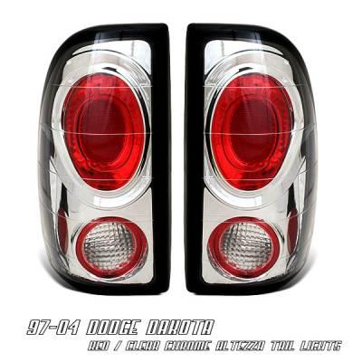 OptionRacing - Dodge Dakota Option Racing Altezza Taillight - 17-17157