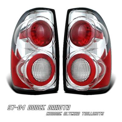 OptionRacing - Dodge Dakota Option Racing Altezza Taillight - 17-17158