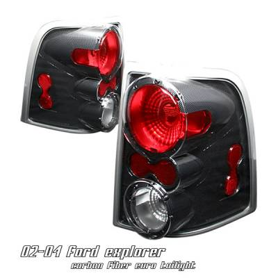 OptionRacing - Ford Explorer Option Racing Altezza Taillight - 17-18198