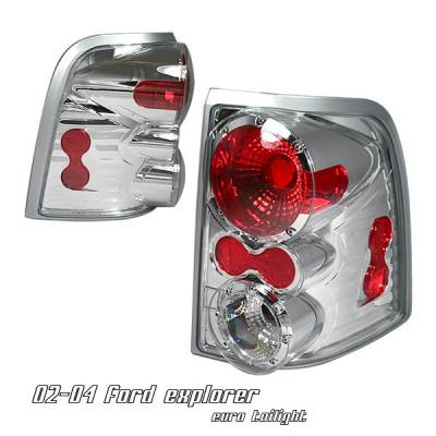 OptionRacing - Ford Explorer Option Racing Altezza Taillight - 17-18199
