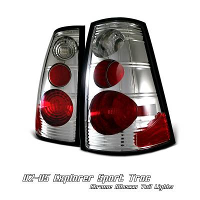 OptionRacing - Ford Explorer Option Racing Altezza Taillight - 17-18206