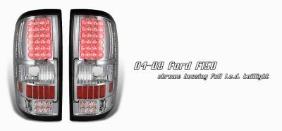 OptionRacing - Ford F150 Option Racing LED Taillight - 17-18207