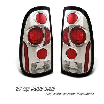OptionRacing - Ford F150 Option Racing Altezza Taillight - 17-18218