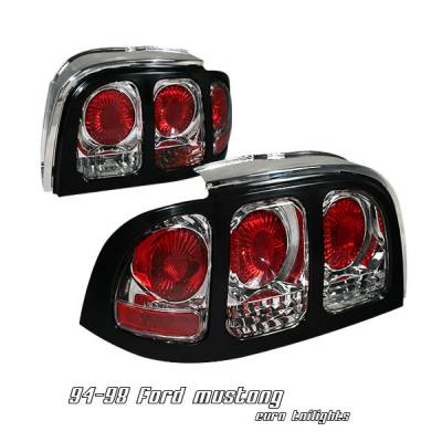 OptionRacing - Ford Mustang Option Racing Altezza Taillight - 17-18225