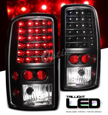 OptionRacing - Chevrolet Tahoe Option Racing LED Taillight - 17-19236